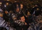 Asalto nacionalista en Moscú para vengar el asesinato de un ruso