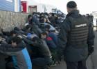 La policía caza a los inmigrantes tras los ataques nacionalistas