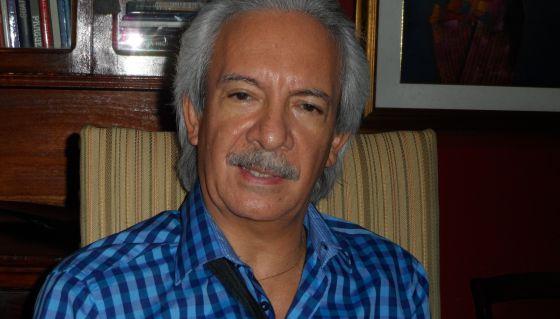 José Rubén Zamora.