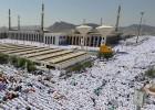 Un millón y medio de musulmanes peregrinan a La Meca