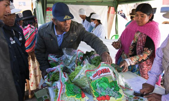 ¿Puede Latinoamérica alimentar al mundo?