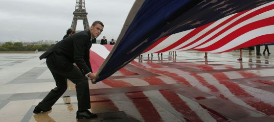 Conmemoración del 11S en el décimo aniversario del atentado.