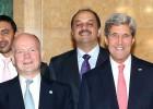 Occidente presiona a la oposición moderada siria para que negocie