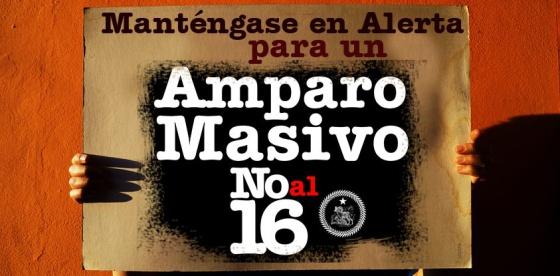 Protesta por la subida del IVA en la frontera mexicana