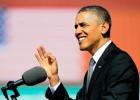 Obama apuesta por el éxito de la negociación con Irán