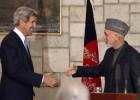 Kerry confirma el acuerdo de seguridad entre EE UU y Afganistán