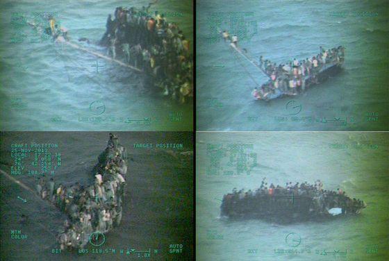 30 haitianos mueren y 110 logran sobrevivir en un naufragio en Bahamas