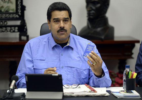 Maduro conduce a Venezuela hacia el socialismo real