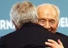 """Shimon Peres: """"A vitória será a paz"""""""
