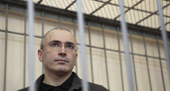 Jodorkovski, en agosto de 2008.