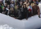 Los sin papeles se rebelan en Italia