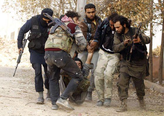 ultima hora...SE dio la R/V? mantengase informado para el cambio con lo ultimo en Iraq..donde en guerra avisada no muere dinarista..perdón no muere gente....  1388769500_213344_1388769782_noticia_normal