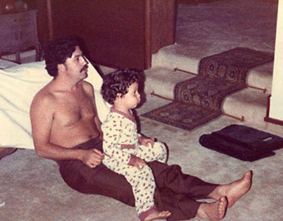 La polémica marca de Pablo Escobar