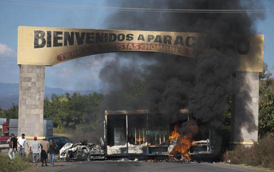 La violencia empaña el logro de Peña Nieto de reducir los homicidios