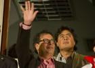 Suspendida temporalmente la destitución del alcalde de Bogotá