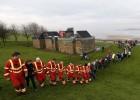 Reino Unido se moviliza por un niño desaparecido en Edimburgo