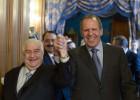 El régimen sirio busca legitimarse en la conferencia de paz