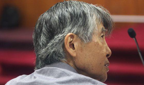Fujimori, en enero en un juicio por supuesta coptación de diarios,