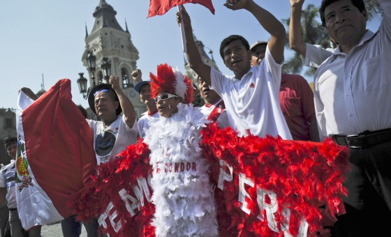 Hague court awards Peru chunk of maritime waters outside 80-mile limit