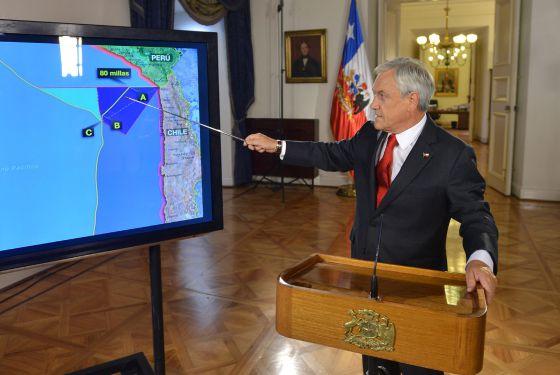Chile y Perú deberán negociar tres manzanas de frontera terrestre