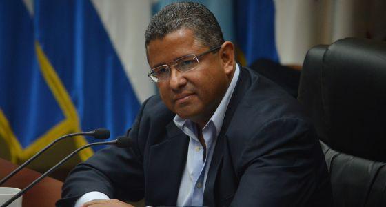 El exmandatario salvadoreño Francisco Flores