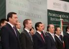 El presidente de México promulga la reforma política
