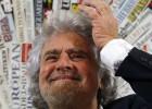 Beppe Grillo radicaliza su discurso de cara a las elecciones europeas
