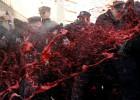 30 heridos en Kosovo en una protesta por un fraude académico