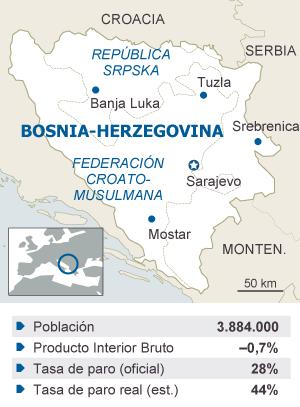 Bosnia. Más de 130 heridos en una oleada de protestas sociales  1391971772_251654_1391978257_sumario_normal