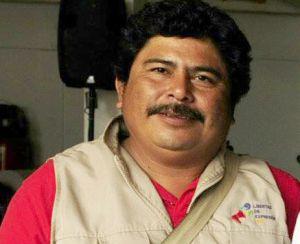 El periodista mexicano Gregorio Jiménez.