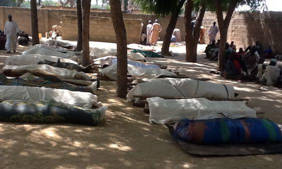Un centenar de muertos en ataques de Boko Haram en el noreste de Nigeria