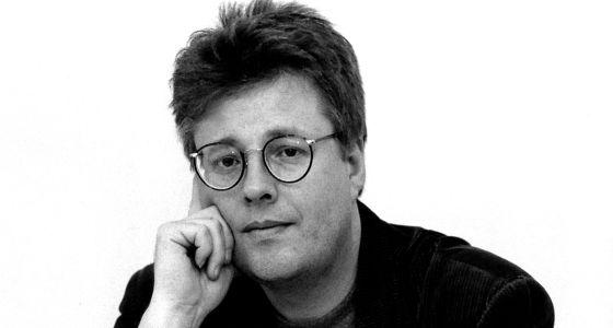 Foto de archivo del escritor sueco Stieg Larsson, autor de la trilogía Millennium.