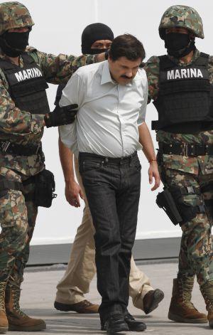 Joaquín 'El Chapo', jefe del cartel de Sinaloa, capturado en Mazatlán.