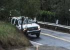 Una fuerte tormenta azota California en plena sequía