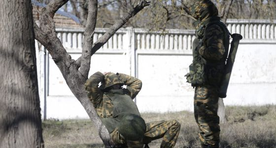 Los tártaros de Crimea temen la anexión a Rusia
