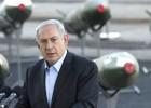 Israel muestra el arsenal del barco aprehendido a Irán en el mar Rojo