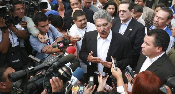Norman Quijano ha solicitado la nulidad de los comicios.