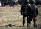Rusia exhibe su fuerza militar en vísperas de la consulta en Crimea