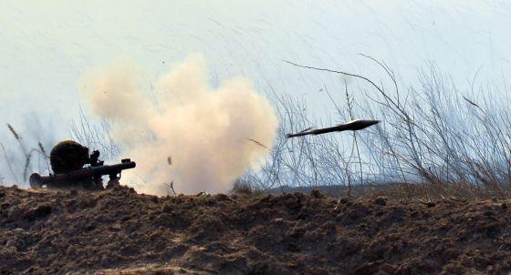 La tensión se extiende al este de Ucrania