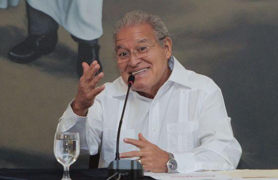 Sánchez Cerén prepara la transición en El Salvador