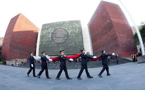Sede del Congreso mexicano.