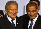 Dos exguerrilleros, acreditados para gobernar El Salvador