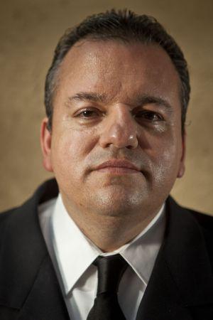Alberto Capella, secretario de Seguridad Pública de Morelos.