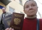 """""""Hace tres meses no había ni una bandera rusa en las calles crimeas"""""""