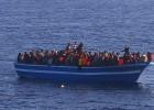 La Marina italiana rescata a 4.000 inmigrantes en dos días