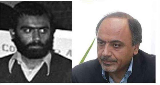 Hamid Aboutalebi durante la crisis de los rehenes y en la actualidad.