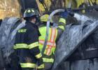 Diez muertos y 30 heridos en un accidente de autobús en California