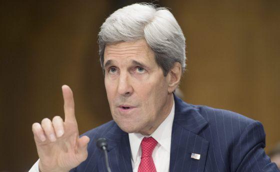 EE UU amenaza con nuevas sanciones a Rusia si no rebaja la tensión en Ucrania