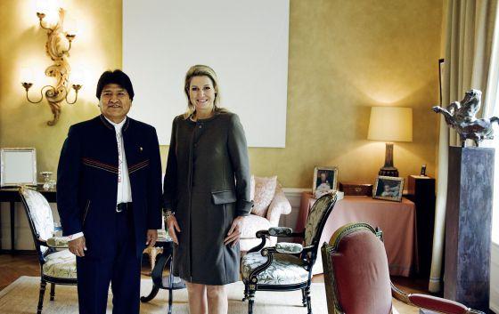 Evo Morales reclama en La Haya el acceso al mar para Bolivia