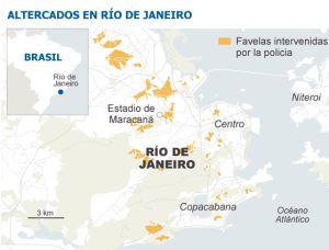 Fuente: Reuters, 'O Globo'